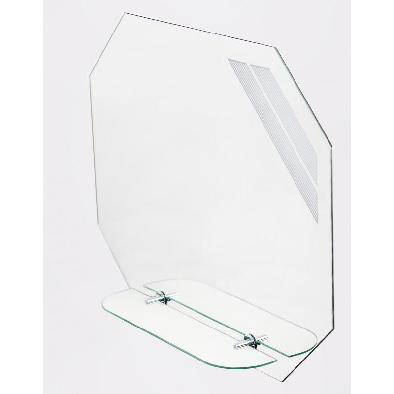 Зеркало с LED-подсветкой ЗОПС № 3