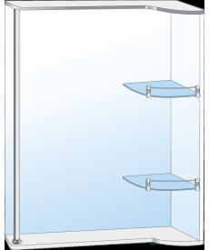 Шкафчик для ванной комнаты Ш № 9