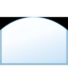 Зеркало эконом ЗО № Э 36