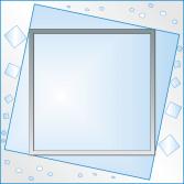 Зеркала матированные