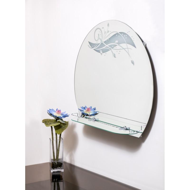 Зеркало с LED-подсветкой ЗОПС № 8