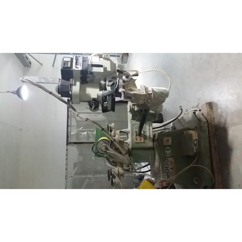 Станок для криволbнейной фацетной обработки зеркал Z. Bavelloni SB-10 1996 г.в.