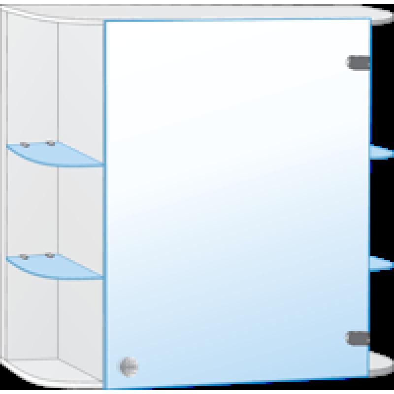 Шкафчик для ванной комнаты Ш № 1