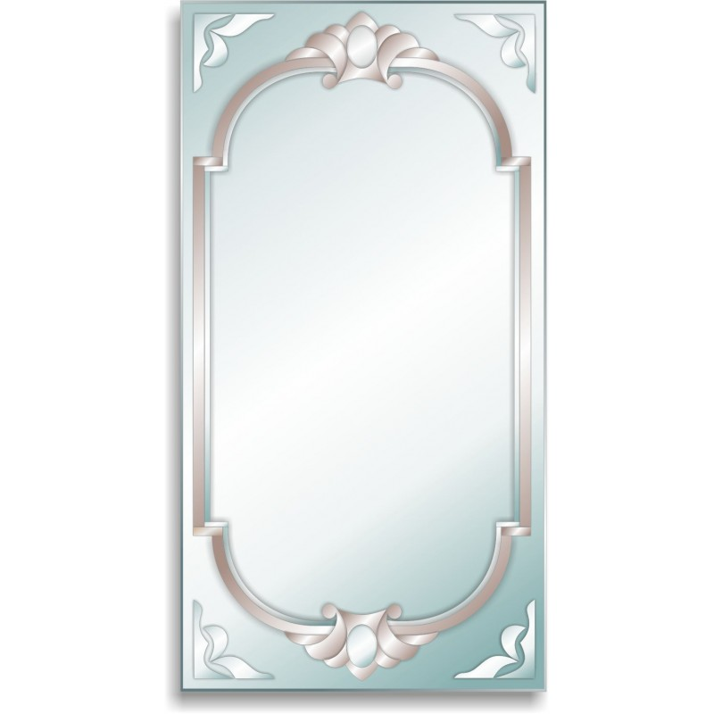 Зеркало с аппликацией ЗОА № 11