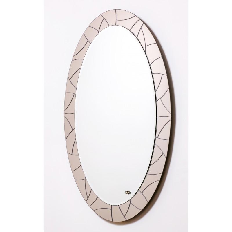 Зеркало с аппликацией ЗДА № 19