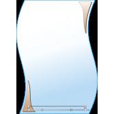 Зеркала эконом-серии (недорогие зеркала)
