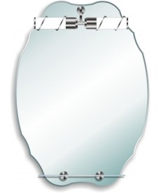 Зеркало одинарне ЗОПС № 93