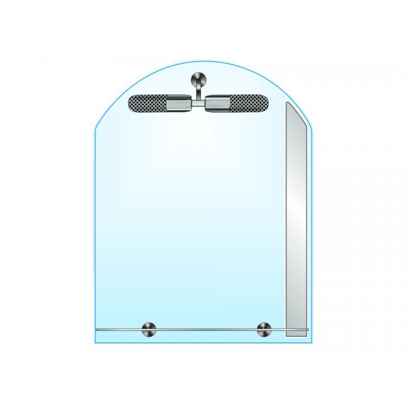 Зеркало одинарное ЗОПС № 14