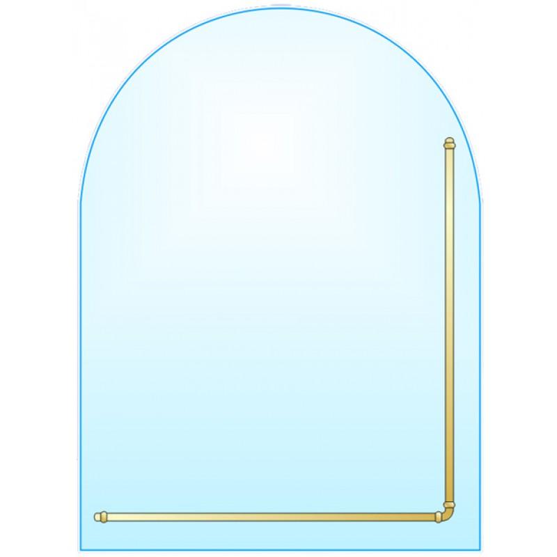 Зеркало одинарное ЗО № 97