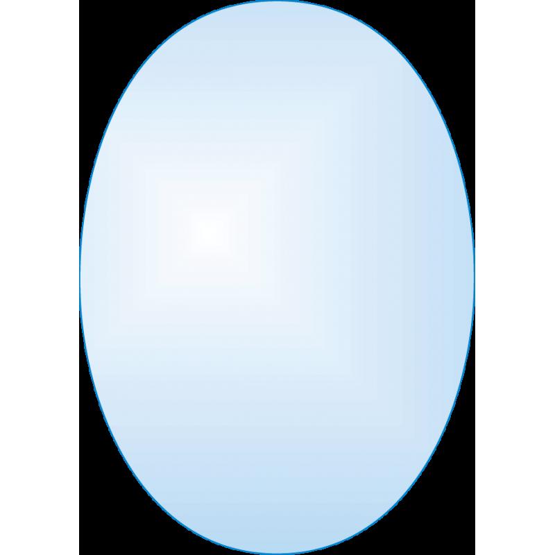 Зеркало одинарное ЗО № 101