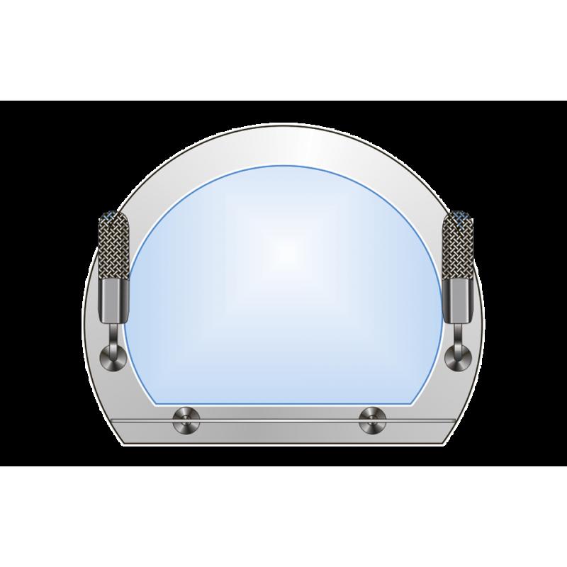 Зеркало двойное ЗДПС № 23