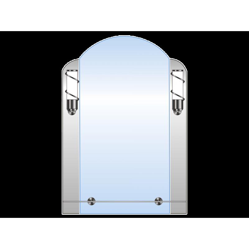 Зеркало двойное ЗДПС № 64