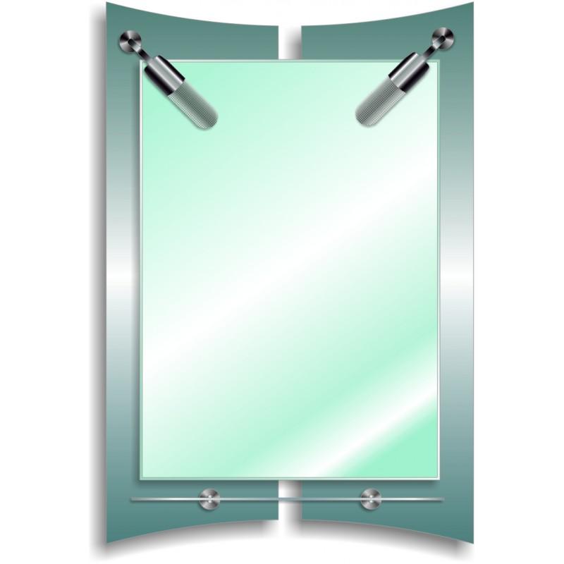 Зеркало двойное ЗДПС № 71
