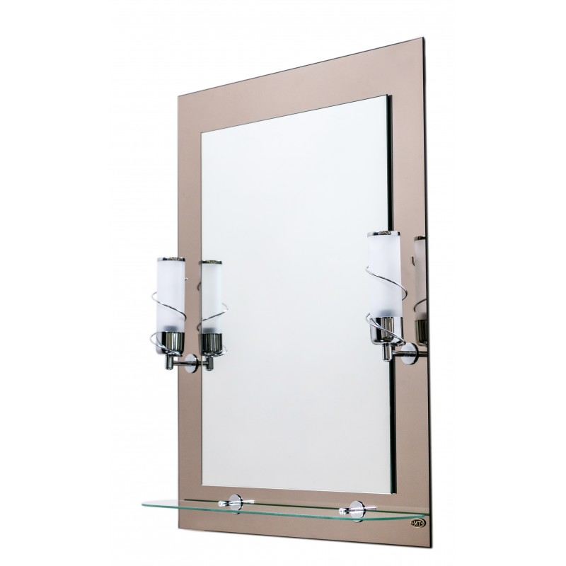Зеркало двойное ЗДПС № 24