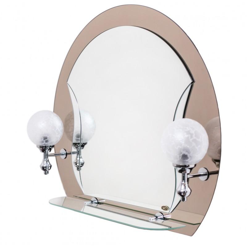 Зеркало двойное ЗДПС № 48
