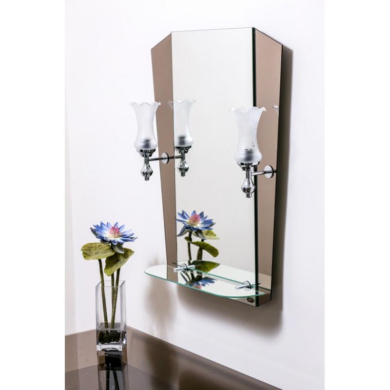 Зеркало двойное ЗДПС № 74