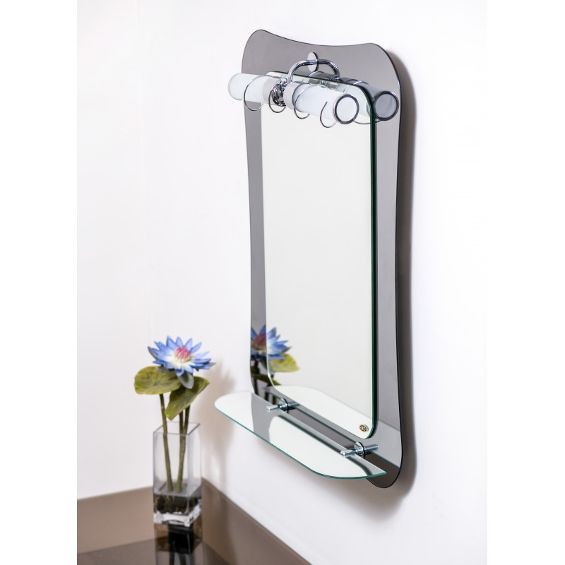 Зеркало двойное ЗДПС № 12