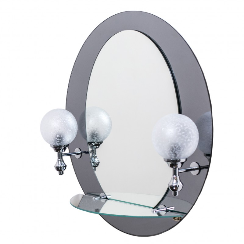 Зеркало двойное ЗДПС № 21